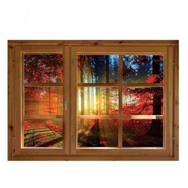 پنجره چوبی 1