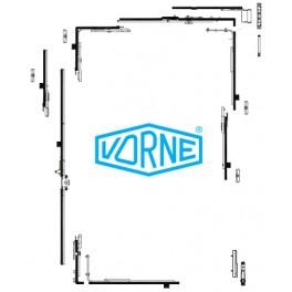 vorne comp logo